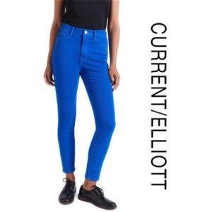 Current/ Elliott The Ultra High Waist Skinny Jeans